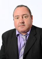 Councillor Joe Oneill (PenPic)