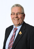Councillor Kenneth Reid (PenPic)