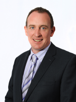 Councillor Cathal Mallaghan (PenPic)